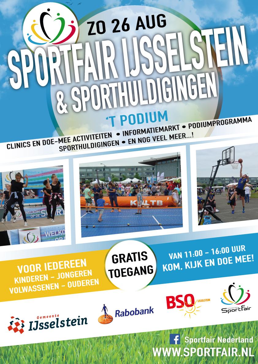 Sportfair 2018 IJsselstein