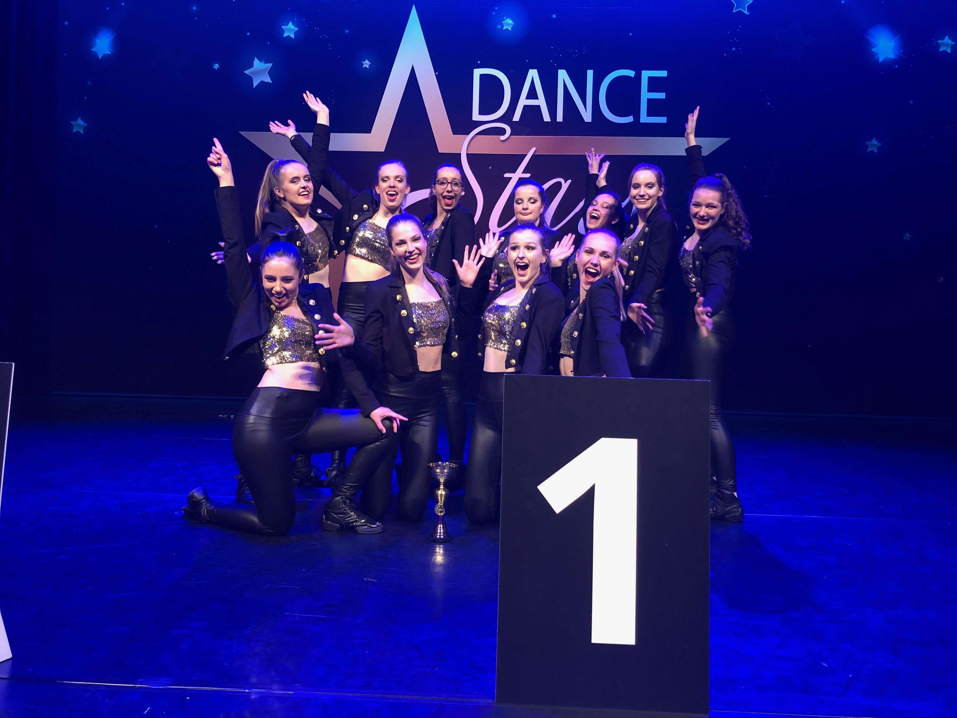 1e prijs Grooves Dance Stars Oosterhout