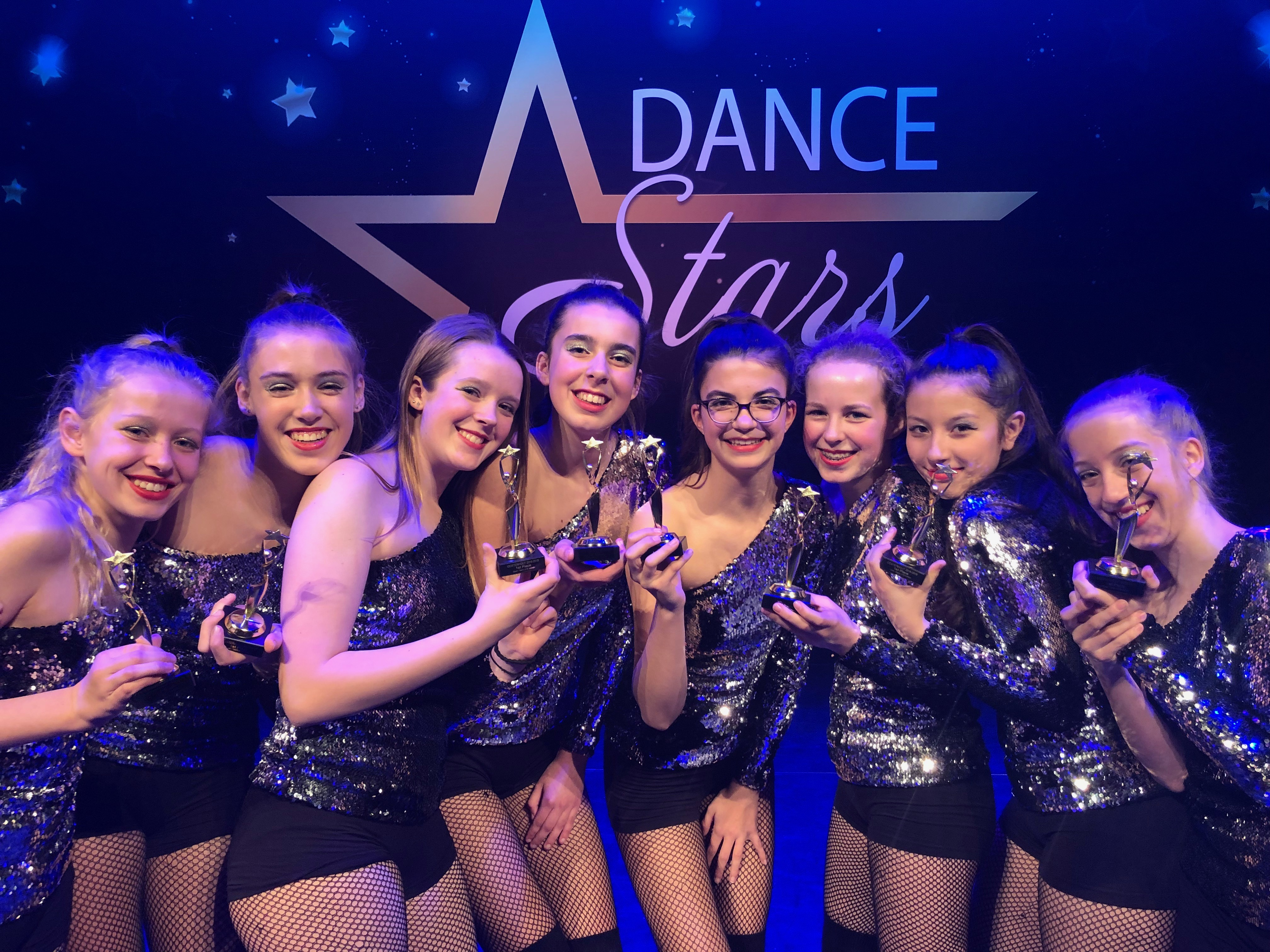 1e prijs Dreamstars Moving Stars